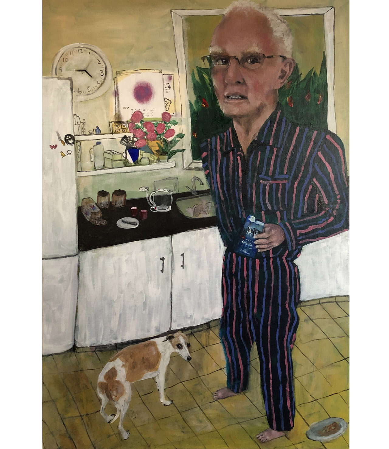 Finalist in the 2019 Doug Moran National Portrait Prize